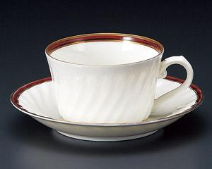 ティーカップソーサー ニューボン マロン 洋食器 業務用食器 商品番号:3d64833-446
