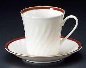 アメリカンコーヒーカップソーサー ニューボン マロン 洋食器 業務用食器 商品番号:3d64835-446