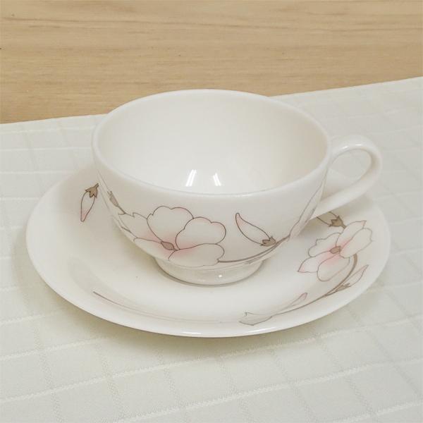 ティーカップソーサー ニューボン ヴォーグ 洋食器 業務用食器 商品番号:3d65023-446