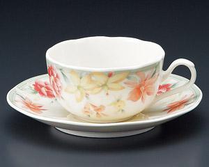 ティーカップソーサー ニューボン プリンセス 洋食器 業務用食器 商品番号:3d65027-406