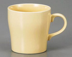 マグカップ クリーム 陶器 業務用食器 商品番号:3d66031-136
