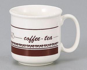 マグカップ クリーム C手マグ 陶器 業務用食器 商品番号:3d66136-316