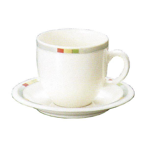 アメリカンコーヒーカップソーサー ニューボン グレース 洋食器 業務用食器 商品番号:3y766-15-682