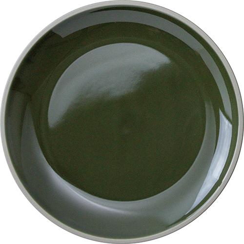 23cmプレート ルスト リーフグリーン 商品番号:k10572004