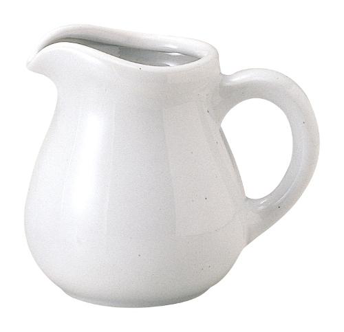 ミルクピッチャー ギャラクシーミルク クリーマー 陶器 業務用食器 商品番号:k11111065