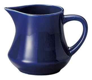 ミルクピッチャー サファイア カントリーサイド クリーマー 陶器 業務用食器 商品番号:k11386063