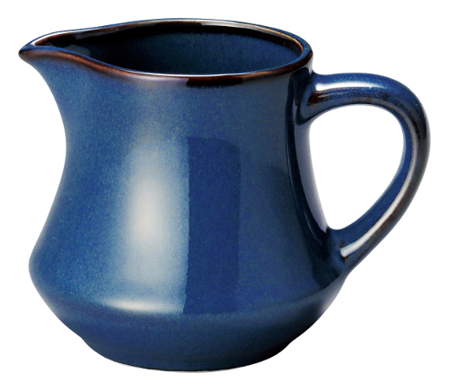 ミルクピッチャー フォールズブルー カントリーサイド クリーマー 陶器 業務用食器 商品番号:k11388063