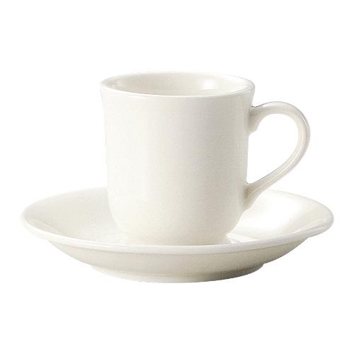 コーヒーカップソーサー ニューボン ボーンセラムM型高台