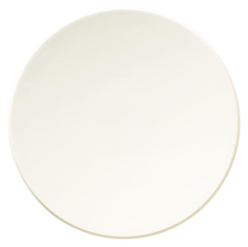 23.5cmプレート カルマ スノーホワイト 商品番号:k12910004