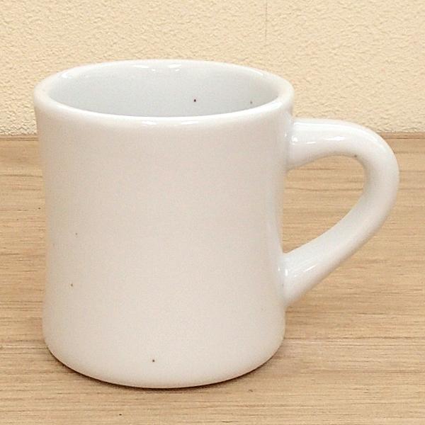 マグカップ カントリーサイド 白 ミルキーウェイ 陶器 業務用食器 商品番号:k133051
