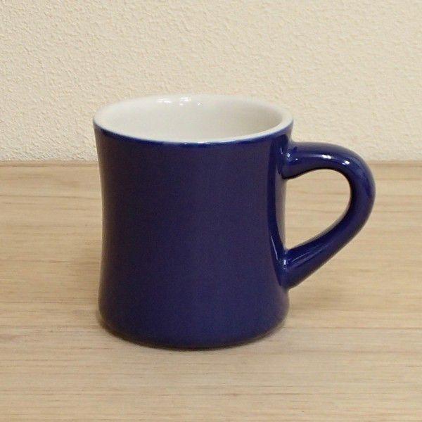 マグカップ カントリーサイド サファイア 青 陶器 業務用食器 商品番号:k133151