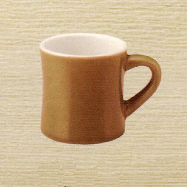 マグカップ カントリーサイド アンバー 琥珀色 陶器 業務用食器 商品番号:k133351