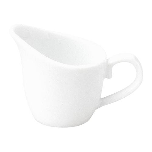 ミルクピッチャー 小 プラージュ クリーマー 陶器 業務用食器 商品番号:k13700064