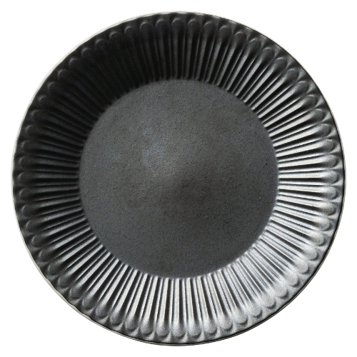 27cmプレート ストーリア クリスタルブラック 商品番号:k16731003