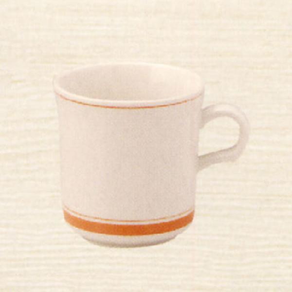 マグカップ カントリーサイド ソーバーオレンジ 陶器 業務用食器 商品番号:k344450