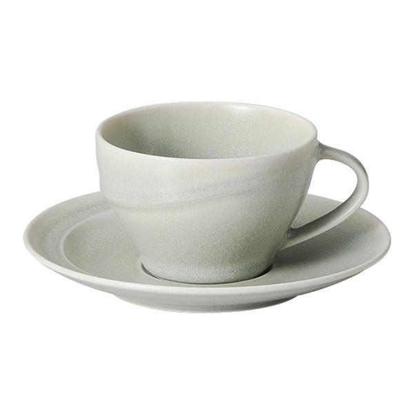 コーヒーカップソーサー ミストグリーン アルコ