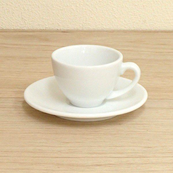 エスプレッソカップソーサー 白 パーゴラ 洋食器 業務用食器 商品番号:k480058-700059
