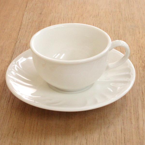 ティーカップソーサー ニューボン シフォン 洋食器 業務用食器 商品番号:k510053-510055