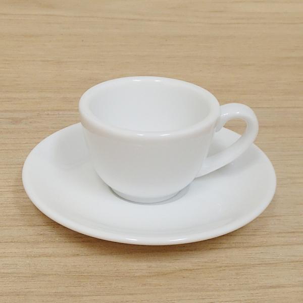 エスプレッソカップソーサー 小 フォンテ 洋食器 業務用食器 商品番号:k970658-700059