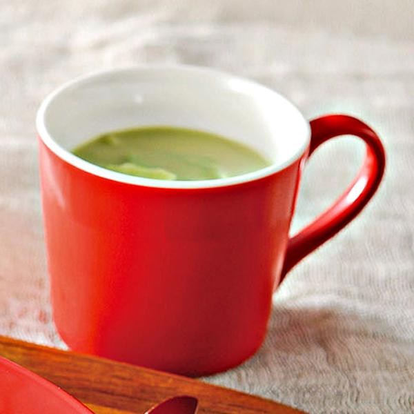 マグカップ パシオン レッド 陶器 業務用食器 商品番号:k975450