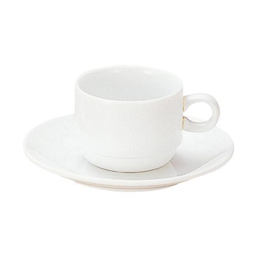 コーヒーカップソーサー スタック  エルキュール