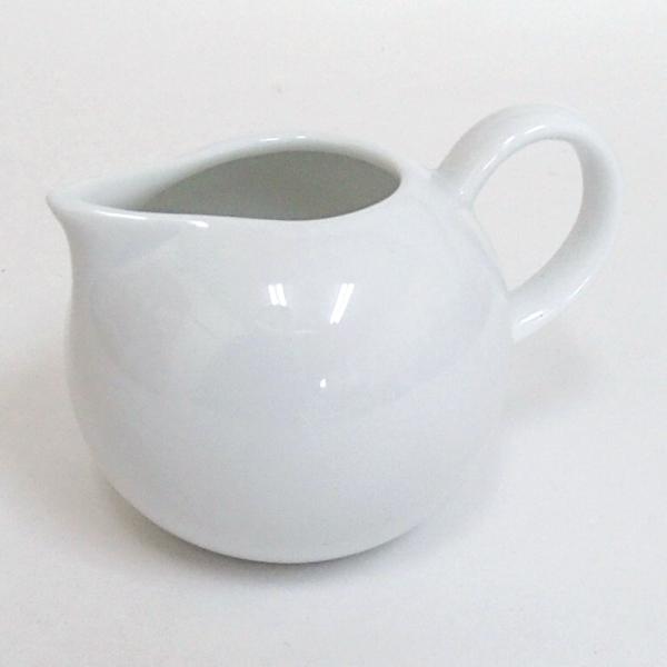 ミルクピッチャー 白 Arteアルテ クリーマー 陶器 業務用食器 Studio010 商品番号:sar-110