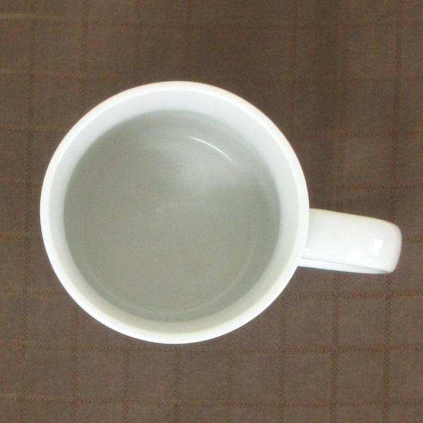 マグカップ 白 切立マグ 300cc 洋食器 業務用食器 商品番号:y6-86-5