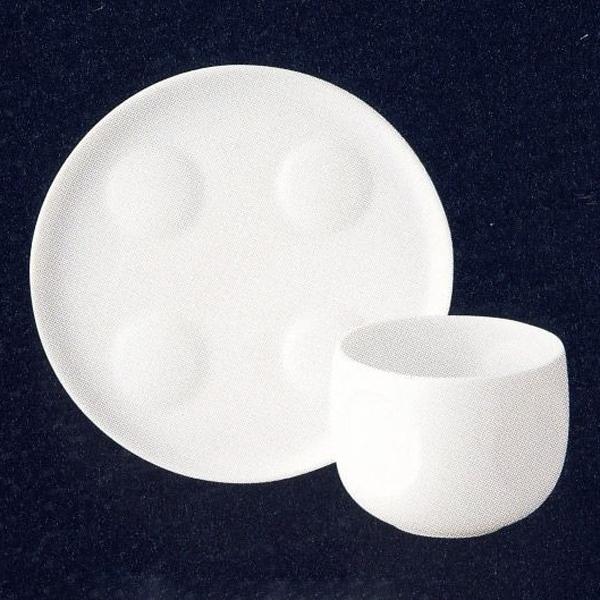 コーヒーカップソーサー 白 Propreプロプール 洋食器 業務用食器 STUDIO010 商品番号:spp-102-103