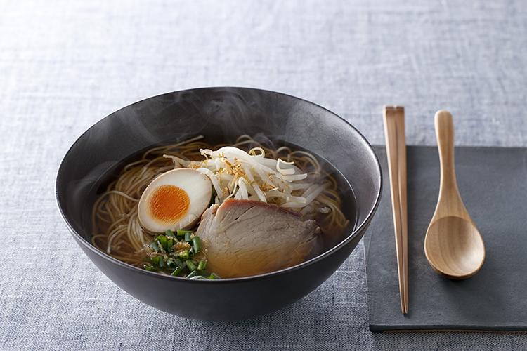淡路たまねぎラーメン(半生麺) 4人前