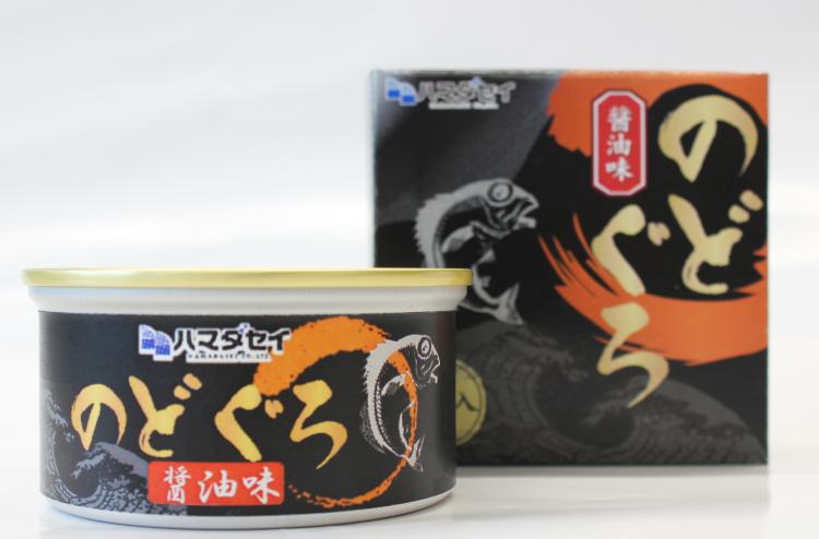 【兵庫県】 のどぐろ缶詰 醤油味
