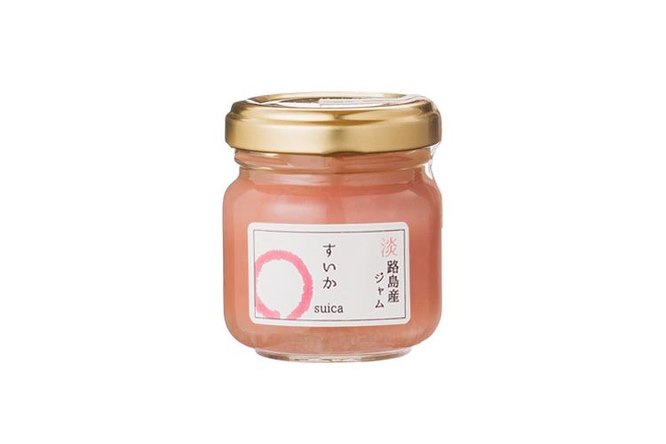 淡路島産 すいかジャム(香料、着色料、増粘剤不使用)