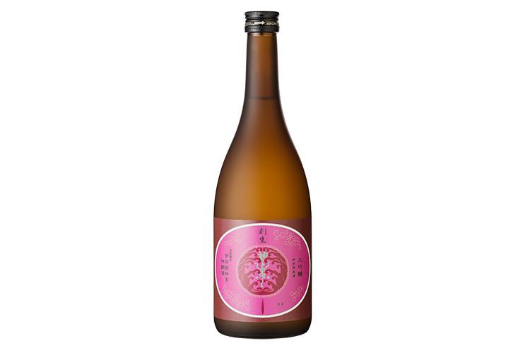 伊弉諾神宮 神饌酒「大吟醸 伊邪那美酒 創生神楽」【限定50本】