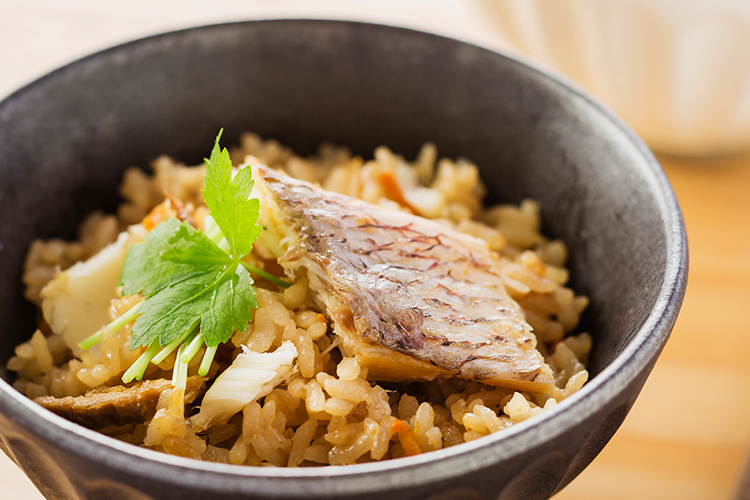 【香川県】島の炊き込みご飯の素 3種セット