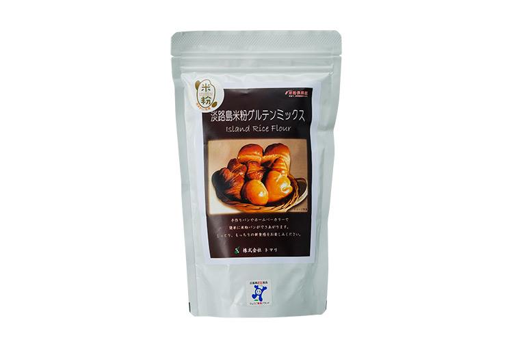 淡路島米粉グルテンミックス 250g【予約販売】