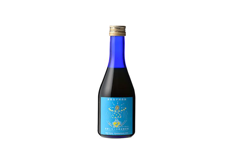 【平岡農園】発酵レモンの黄金蜜原液300ml【添加物、保存料不使用】