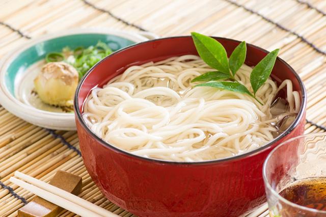 【お中元・夏ギフト/送料無料】四国・阿波名産「半田素麺」1.5kg(木箱入り)