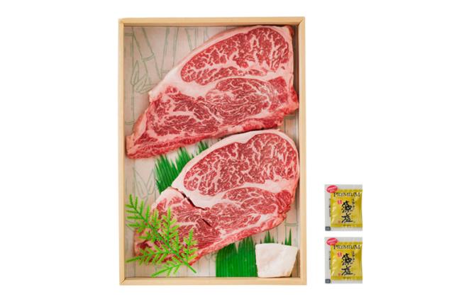 島の厳選牛肉 淡路牛サーロイン ステーキ用(200g×2枚)