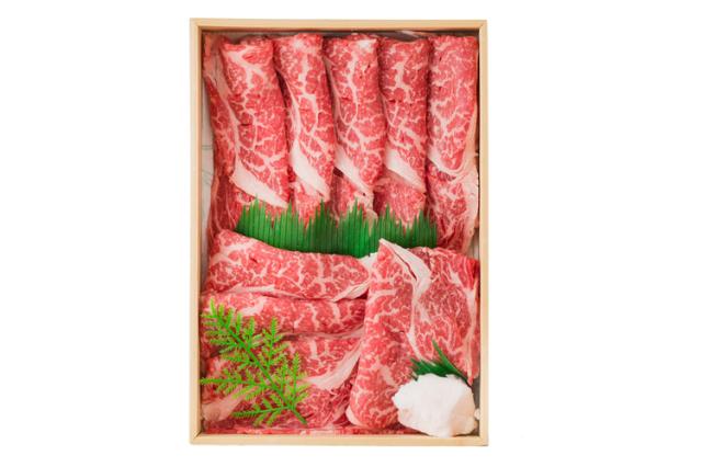 【通販|淡路牛】島の厳選 淡路牛 すき焼き用ロース(500g)