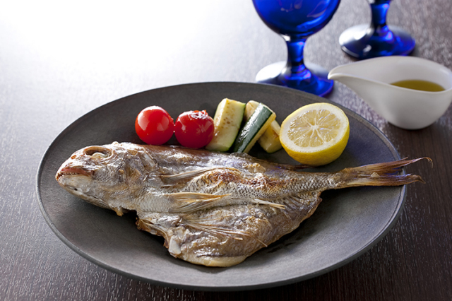 【送料無料・クール代込】漁師さんの一夜干しセット(カマス・アジ・真鯛)【同梱不可】