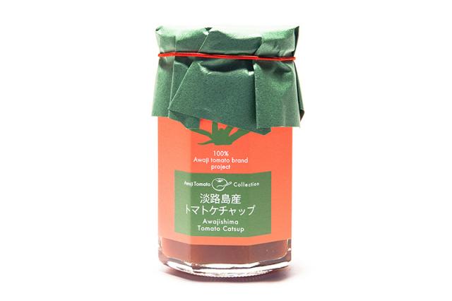 【ポイント特別還元対象商品】淡路島産トマトケチャップ