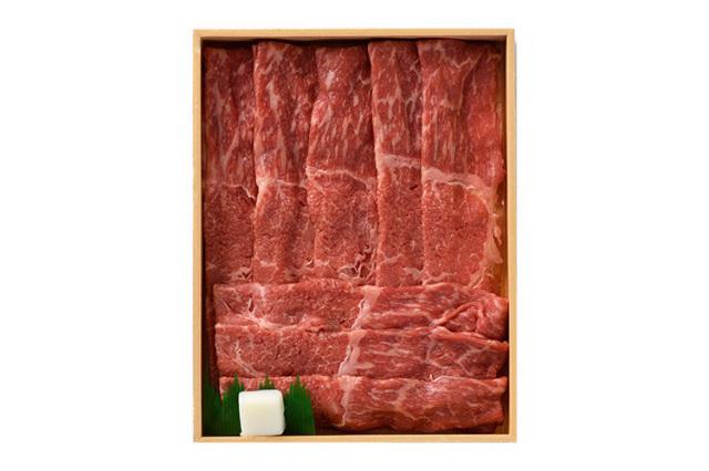 神戸ビーフの素牛(もとうし)淡路牛の最高ブランド 淡路ビーフ 赤身しゃぶしゃぶ用