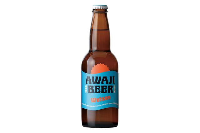 【貴族のビール|フルーティー】 AWAJI BEER あわぢびーる ヴァイツェン【無濾過・非熱処理】