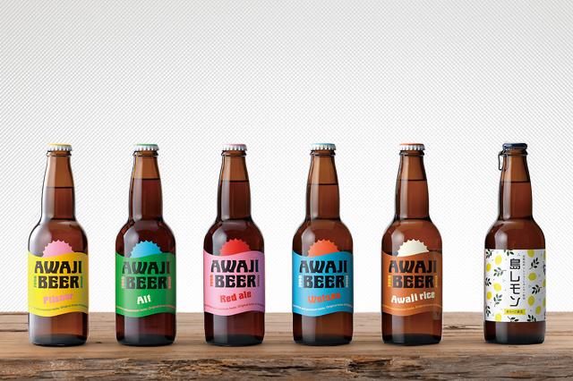 【兵庫県|地ビール】あわぢびーる&島レモン 6種6本入りセット【無濾過、非熱処理】