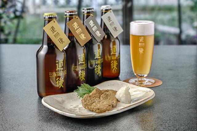 【愛媛県|地ビール】道後ビール・宇和島じゃこ天セット 【産地直送・同梱不可】