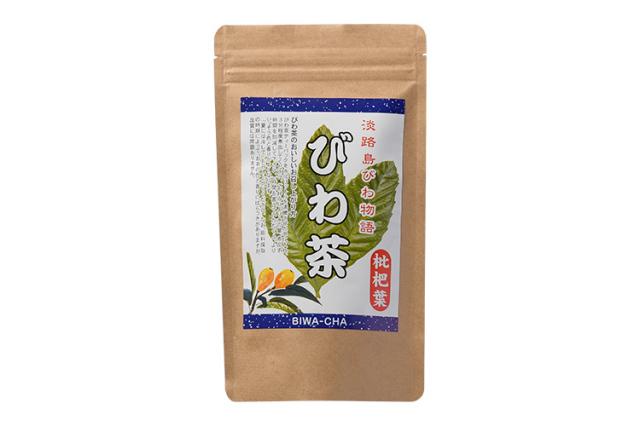 びわの葉茶ティーパック