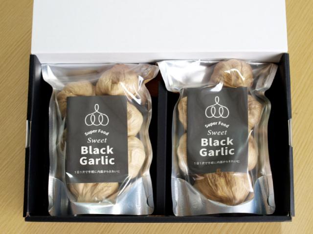 【広島県】完全発酵 熟成 黒にんにく 400g【産地直送・同梱不可】