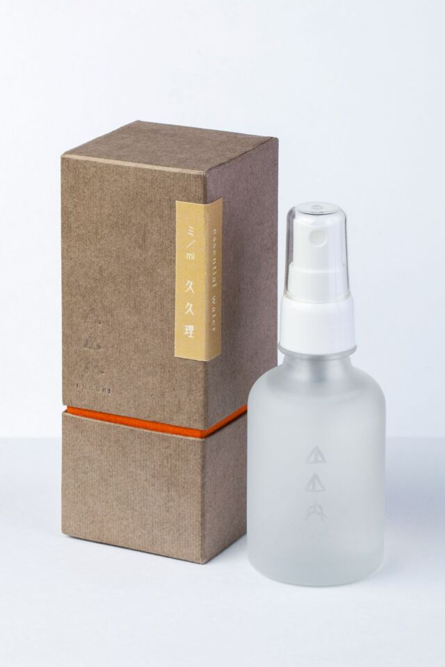 <香りとくらす>Essential waterミ/mi【直送・同梱不可・送料無料】<花みどりフェア>