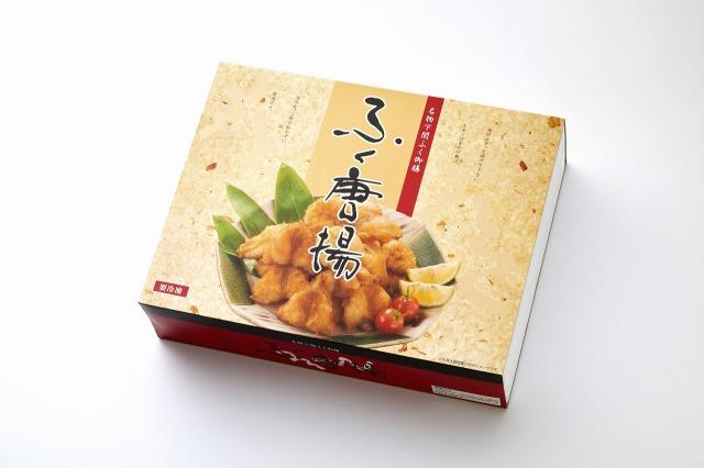 【山口県】 ふく唐揚げ 600g 【産地直送・同梱不可】