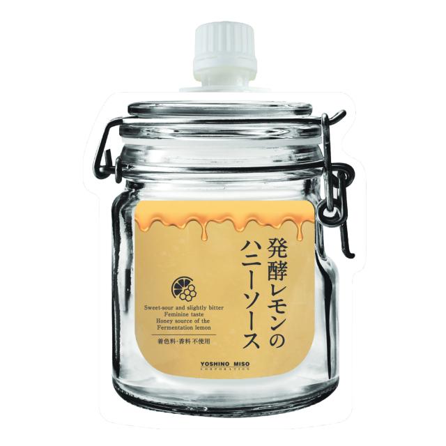 発酵レモンのハニーソース