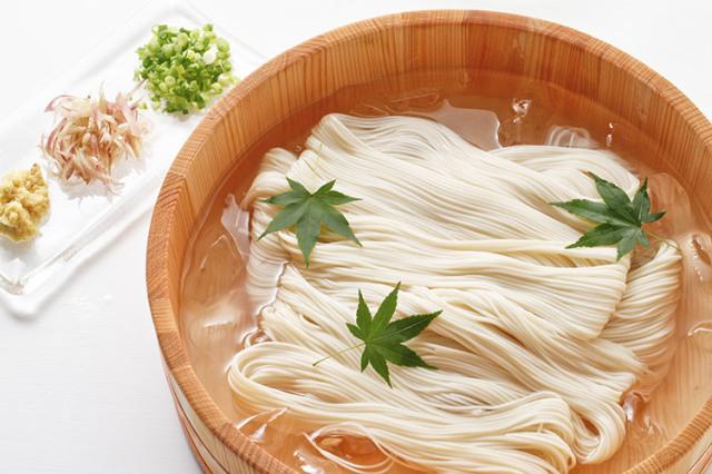 【徳島県 | 半田素麺】吉野川仕込み天日干し 赤川製麺の半田そうめん